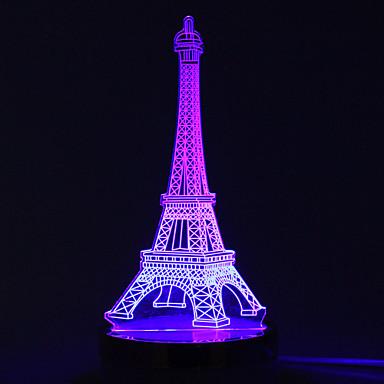 kreative Turmlicht (veränderbare Farbe)
