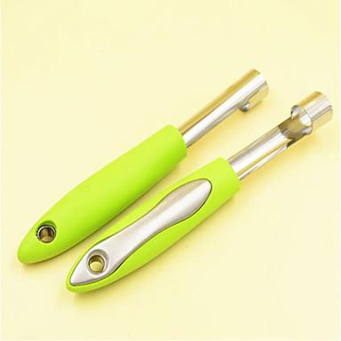 Kitchen Tools Ruostumaton teräs Creative Kitchen Gadget Seed Remover vihannesten