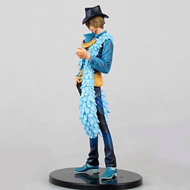 Anime Action Figurer Inspirert av One Piece Cosplay PVC 18 CM Modell Leker Dukke