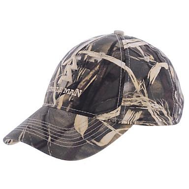 כובע כותנה לציד / בחוץ / דיג