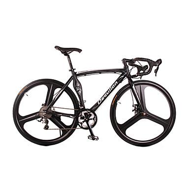 Road Bikes Pyöräily 18 Nopeus 26 tuumaa/700CC SHIMANO TX30 BB5 Levyjarru Ei vaimennusta Alumiinirunko Alumiini