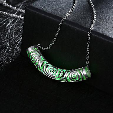 Modische Halsketten Anhängerketten Schmuck Hochzeit / Party / Alltag / Normal / Sport Aleación Silber 1 Stück Geschenk