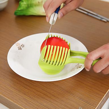 kjøkken Verktøy Plast Kreativ Kjøkken Gadget Utskjærer for Vegetabilsk 1pc