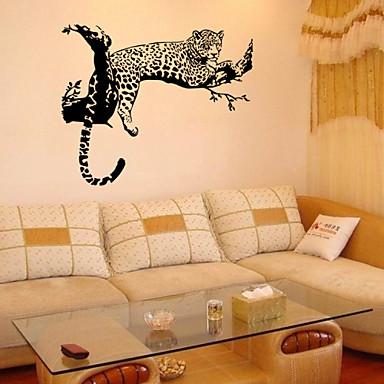 Dyr Veggklistremerker Fly vægklistermærker Dekorative Mur Klistermærker, Vinyl Hjem Dekor Veggoverføringsbilde Vegg