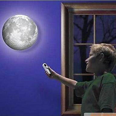 lâmpada lua interior levou parede com controle remoto relaxante luz da lua de cura