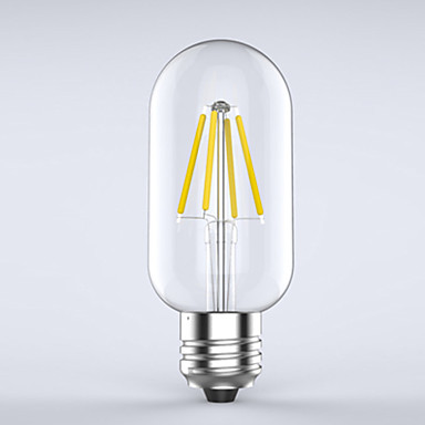 1pc 400 lm E26/E27 LED Glühlampen T 4 Leds COB Wasserfest Dekorativ Warmes Weiß Wechselstrom 220-240V