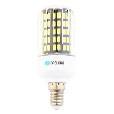 10W 900 lm E14 LED Mais-Birnen T 108 Leds SMD Warmes Weiß Kühles Weiß Wechselstrom 220-240V