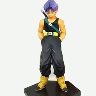 נתוני פעילות אנימה קיבל השראה מ Dragon Ball קוספליי PVC 16 CM צעצועי דגם בובת צעצוע