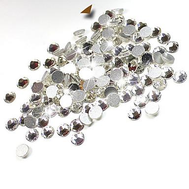 웨딩-핑거 / 발가락-다른 데코레이션-이 외-1pack (approx.1000pcs) Nail rhinestones-1.4mm,1.6mm,1.8mm