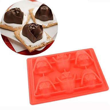 Backwerkzeuge Silikon Umweltfreundlich Kuchen / Cupcake / Chocolate Backform