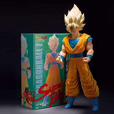 Anime Toimintahahmot Innoittamana Dragon Ball Cosplay 42 CM Malli lelut Doll Toy