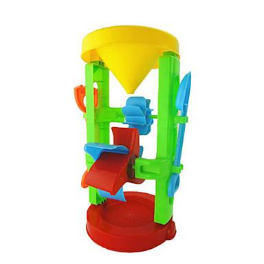 6 퍼즐 장난감 위의 아이들을위한 플라스틱