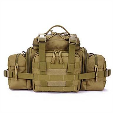 20L L 어깨에 매는 가방 허리 팩 캠핑 & 하이킹 사이클링 / 자전거 여행 방수 착용 가능한 나일론