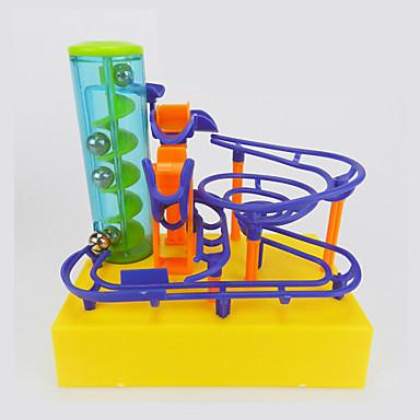 elektronički DIY konstrukcija mramora utrka trčanje labirint loptice pratiti igračke građevni blokovi magformers za djecu edukativne