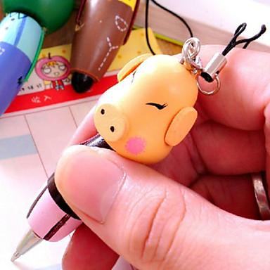 עטים כדוריים-Cute / עסקים / מדפסות משולבות-Wood