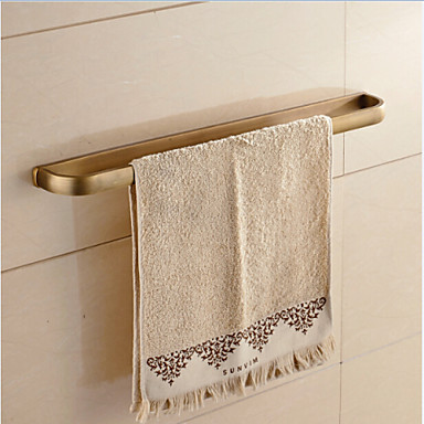 Handtuchhalter Moderne Messing 1 Stück - Hotelbad 1-Handtuchstange