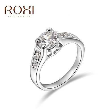Feminino Maxi anel Moda Liga Jóias Para Casamento