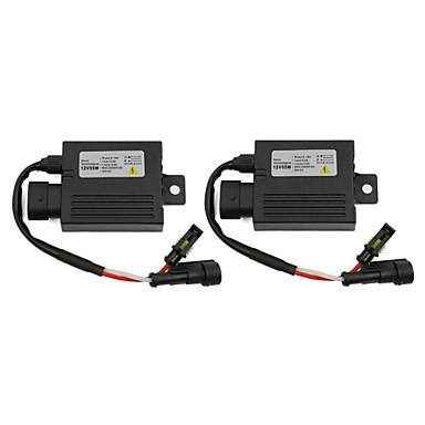 2pcs Høy kvalitet Dekorasjon Elektrisk kontakt