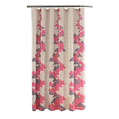 新古典主義 ポリエステル 72  -  高品質 シャワー用カーテン