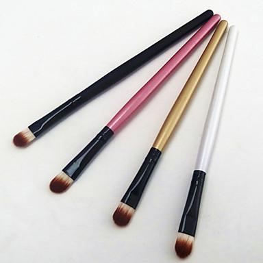 4pcs Makeup Bürsten Professional Augenbraue-Bürste Lidschatten Pinsel Tragbar / Für Reisen / Umweltfreundlich Holz
