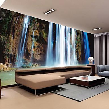 Art Deco Kodinsisustus Nykyaikainen Seinäpinnat, Non-woven Paper materiaali liima tarvitaan Seinämaalaus, huoneen Tapetit