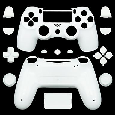 Ersatz-Controller Fall für PS4-Steuerung PS4 Fall (schwarz / rot / weiß)