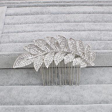 Strass Haar Kämme Stirnband Hochzeit elegante weibliche Stil