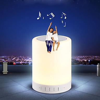 vodio lampa stol glazba zvučnik za kontrolu inteligentne Bluetooth touch prekidač za kratka svjetla