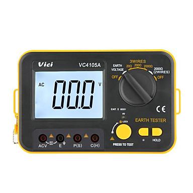 vici 4105a gelb für Erdungswiderstand Tester