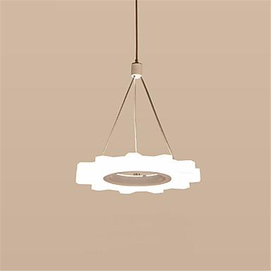Modern/Zeitgenössisch Ministil LED Pendelleuchten Raumbeleuchtung Für Wohnzimmer Schlafzimmer Badezimmer Küche Esszimmer