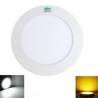 9W Deckenleuchten 45 SMD 2835 800 lumens lm Warmes Weiß / Natürliches Weiß Dekorativ AC 85-265 V 1 Stück