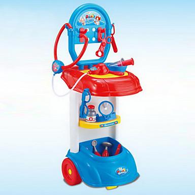 놀이 장난감을 DIY 장난감 7 개 척 의료 상자를 재생