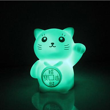 1 Stück Dekorations Beleuchtung Nächtliche Beleuchtung Batterie Dekorativ 220V
