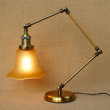 Moderni/nykyaikainen Traditionaalinen/klassinen Antiikkimessinki Ominaisuus Työpöydän lamppu Wall Light