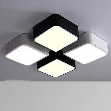 12W Mennyezeti lámpa ,  Modern/kortárs Festmény Funkció for LED / Mini stílus FémNappali szoba / Hálószoba / Étkező / Konyha /