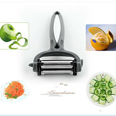 Aço Inoxidável Gadget de Cozinha Criativa Vegetais Cortador e Fatiador