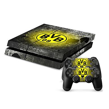 Aufkleber Für PS4 . Neuartige Aufkleber Kunststoff 1 pcs Einheit