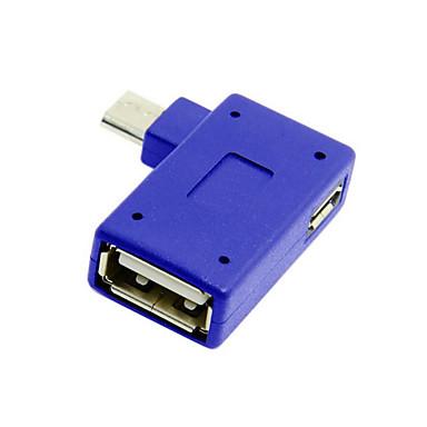 Micro USB 2.0 / USB 2.0 Normaali / Kaikki yhdessä 어댑터 varten Käyttötarkoitus PVC