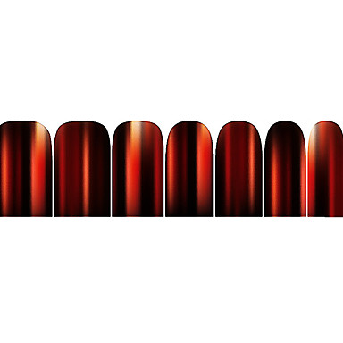 Neglekunst klistremerke Sminke Kosmetikk Neglekunst Design