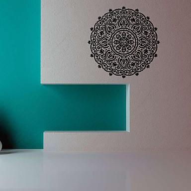 히스토리 / 모양 / 빈티지 벽 스티커 플레인 월스티커,vinyl 57*56cm