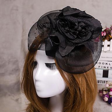 fleur de plumes bijoux de cheveux voile fascinateur. Black Bedroom Furniture Sets. Home Design Ideas