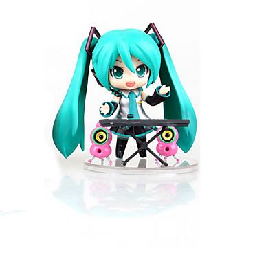 Vocaloid Hatsune Miku PVC Figuras de Ação Anime modelo Brinquedos boneca Toy