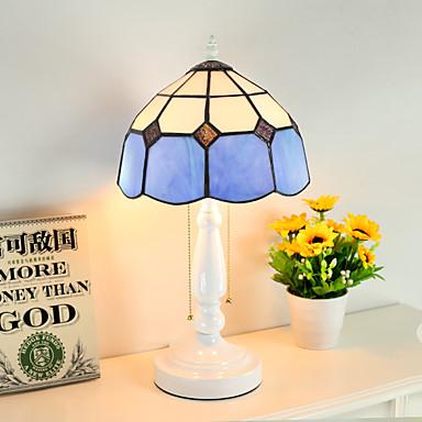 Schreibtischlampen-Augenschutz-Traditionel/Klassisch / Tiffany-Metall