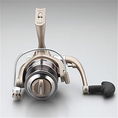 סלילי טווייה 5.5:1 6 מיסבים כדוריים ניתן להחלפה דיג בים Spinning דייג במים מתוקים דיג כללי-GS5000