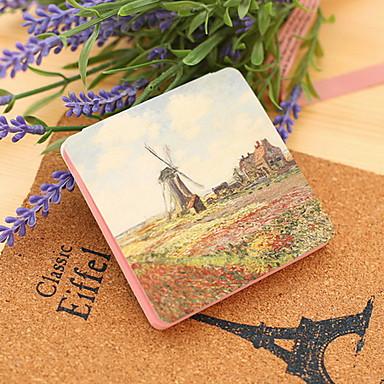 pastorale Landschaft bunte Haftnotiz (1 PC gelegentliche Farbe)