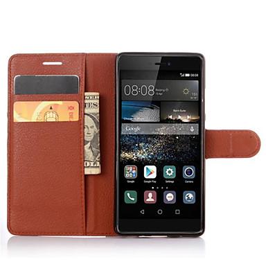Etui Til Huawei P8 Lite Fullbody Etuier Spesielt design PU Leather til