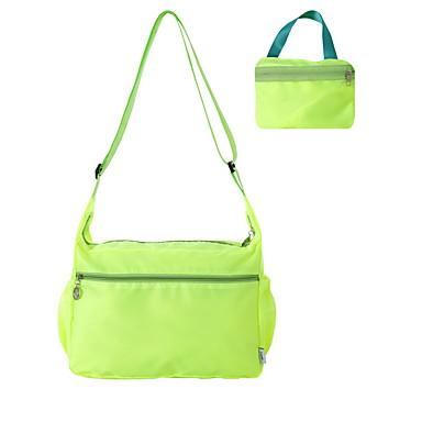 Naisten Kassit Polyesteri Yliolanlaukku Cross Body Bag Matkalaukku varten Shoppailu Kausaliteetti Urheilu ulko- Ammattilaiskäyttöön Talvi