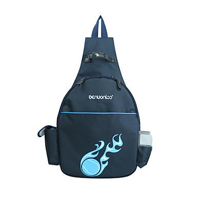 L Reise Duffel Bag ryggsekk Oppbevaring Fritidssport Badminton Fort Tørring Regn-sikker Kompakt Nylon