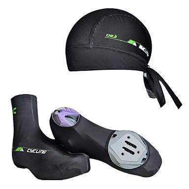 Kerékpárcipő huzatok Kalucsni Uniszex Gyors szárítás Ultraibolya biztos Párásodás gátlás Porbiztos Viselhető Légáteresztő Könnyű anyagok