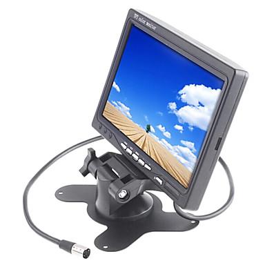 7 tommers TFT-LCD bilen ryggekamera kamera av høy kvalitet